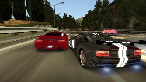 From The Underground: Burnout Legends PSP | Game Usagi