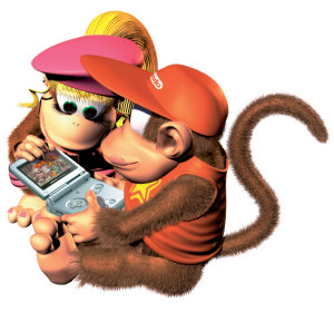 donkey kong and diddy relationship marketing