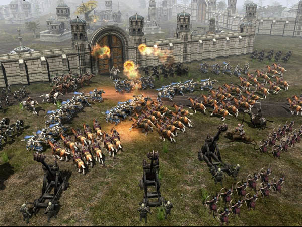 Lord Of The Rings Strategy Game