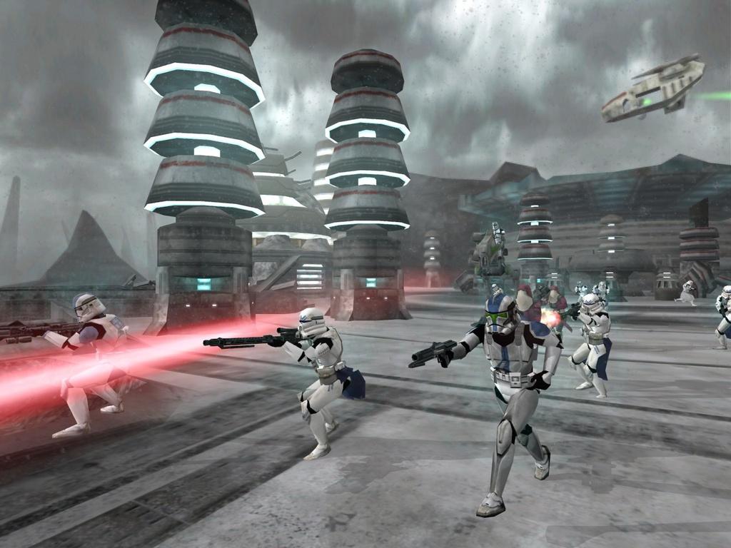 Classics: Star Wars Battlefront II (PC, Xbox, PS2, PSP)