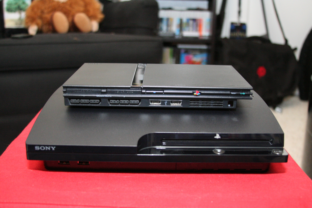 "What The New ""Super Slim"" PS3 Could Look Like 