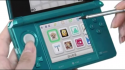 3DS Main Menu