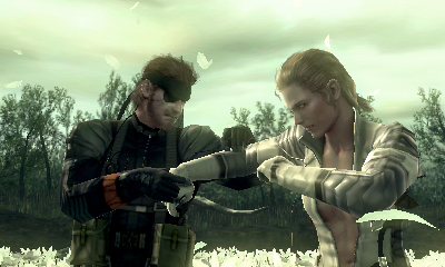 Metal Gear Solid 3DS 7