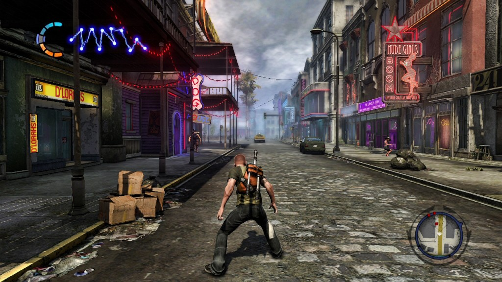 WR: inFamous 2 (PS3) | Game Usagi Ps2 Console Back