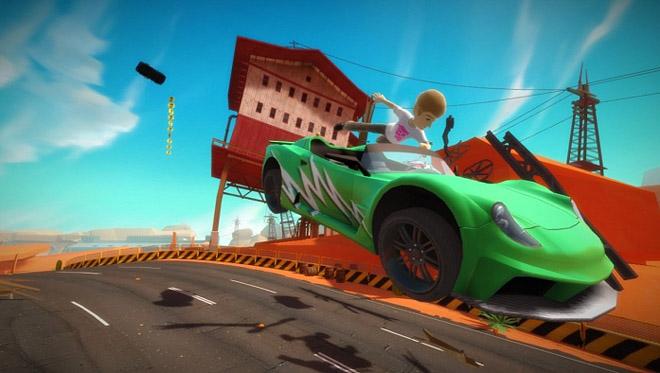 Point Review: Joy Ride Turbo (Xbox 360) | Game Usagi