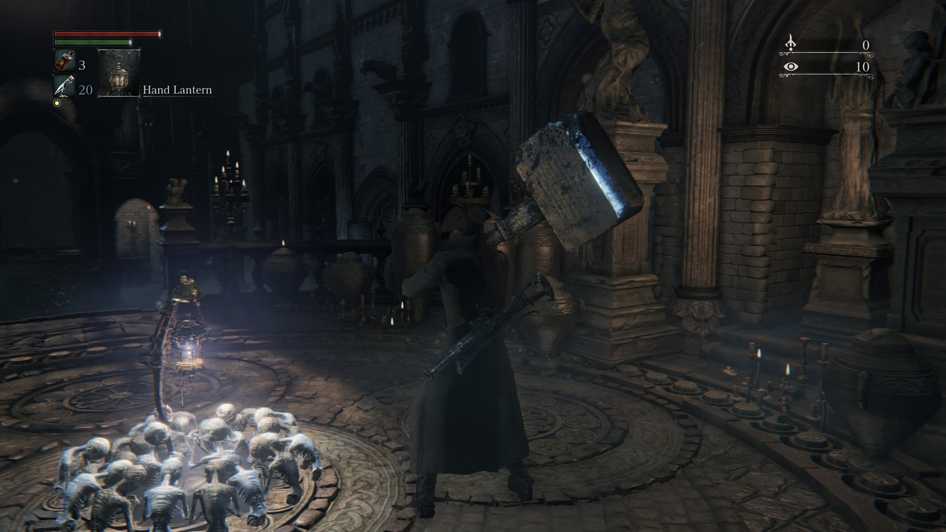 Bloodborne matchmaking takes forever